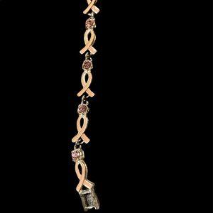 Avon Breast Cancer Awareness Bracelet